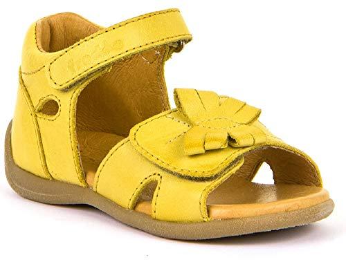 Froddo Baby- und Kleinkindsandale G2150116, ab Gr. 20, Größe:22 EU, Farbe:Yellow