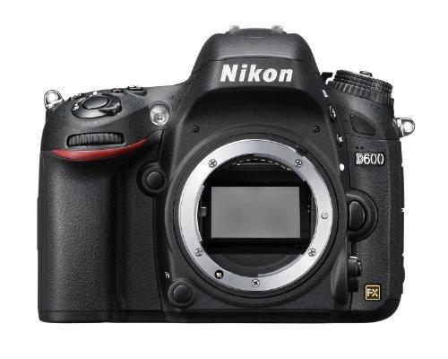 Nikon デジタル一眼レフカメラ D600 ボディー D600