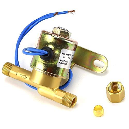 Prime&Swift 4040 B2017-S85 Humidifier Water Solenoid Valve Compatible with Aprilaire Humidifier 24V 2.3W 400 500 600 700 Replaces for B2015-S85 B2017-S85