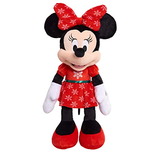 Disney Minnie Mouse 2020 Large Holiday Plush