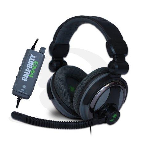 Turtle Beach Ear Force Z6A - Auriculares de diadema para PS3/Xbox 360/PC,...