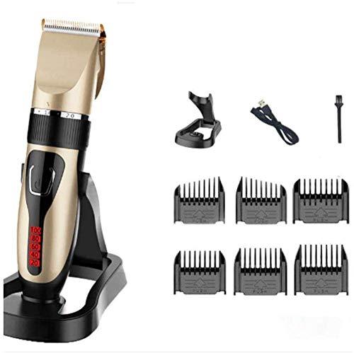 ÉPM Coupe de Cheveux Tondeuse électrique Tondeuse Cheveux Ensemble sans Fil Cheveux Hommes sans Fil Portable