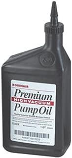 Robinair 13203.0 Premium High Vacuum Pump Oil - 1 Quart