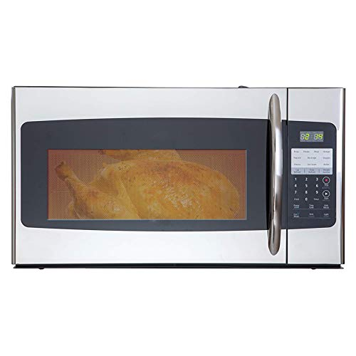SMETA 1.6 Cu.Ft Over-the-Range Microwave Oven 30'' 1000W, with...
