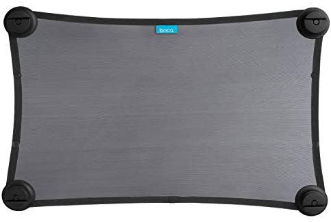 Munchkin Brica Stretch to Fit Car Window Sun Shade Helps Block UVA UVB Rays product image