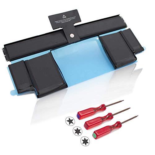 K KYUER 74Wh A1437 A1425 Batteria per MacBook Pro Retina 13' 13.3' A1425 (Late 2012 Early 2013) Core I5 2.6 3.0 EMC 2672 2557 MD212LL/A MD212J/A MD213LL/A MD213J/A ME662LL/A 020-7652-A 020-7851-A