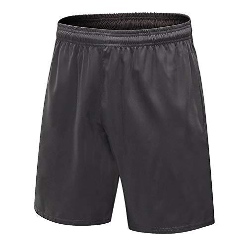 DaobaMEN Herren Kurz Sporthose Casual Jogginghose Fitness Kurze Hose Trainingsshorts Sport Freizeithose Sweatpants Sportwear