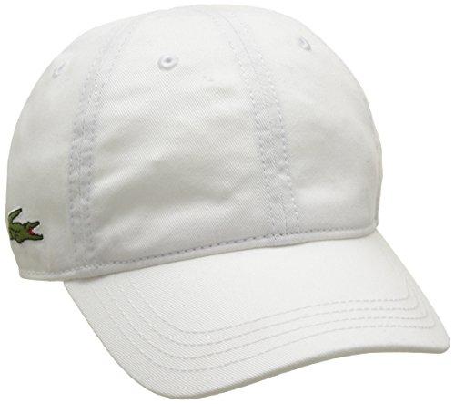 Lacoste RK3106 Polo, Blanc, 6/9 ANS para Niños
