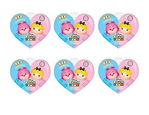 Tsum Tsum Bundle of 6: Disney Mystery Pack Mini Figures Series 13