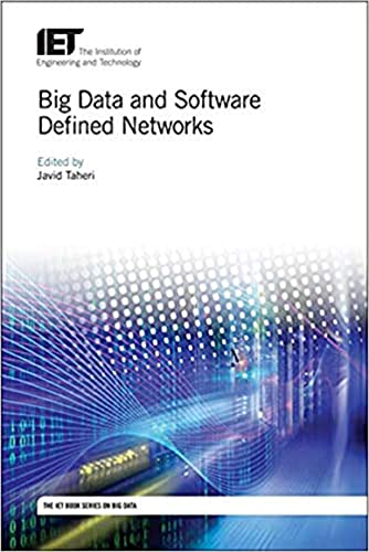 Big Data and Software Defined Networks (English Edition)