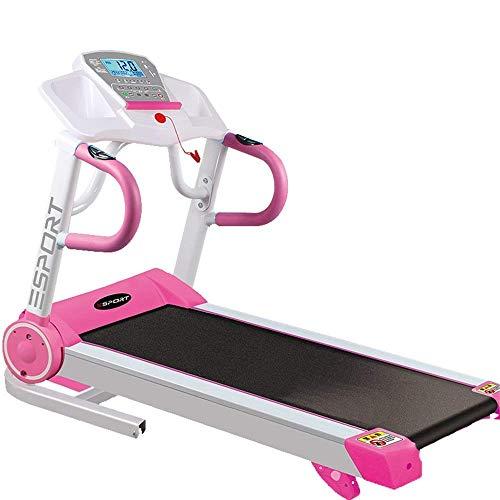 Fitness Treadmills Máquina correr motorizaHome Fitness Gym Uso en interiores Máquina cinta correr plegable Equipo interior eléctrico Cinta correr gimnasio en casa Cardio Fitness RunningMachine1121