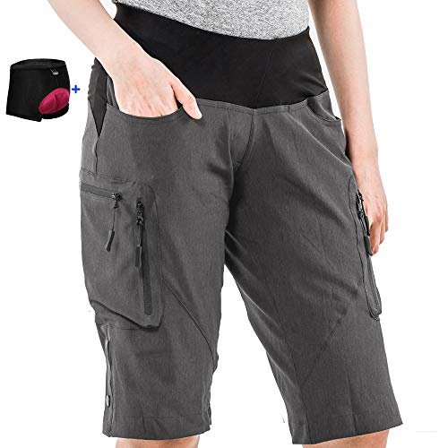 Cycorld Women's MTB Cycling Shorts
