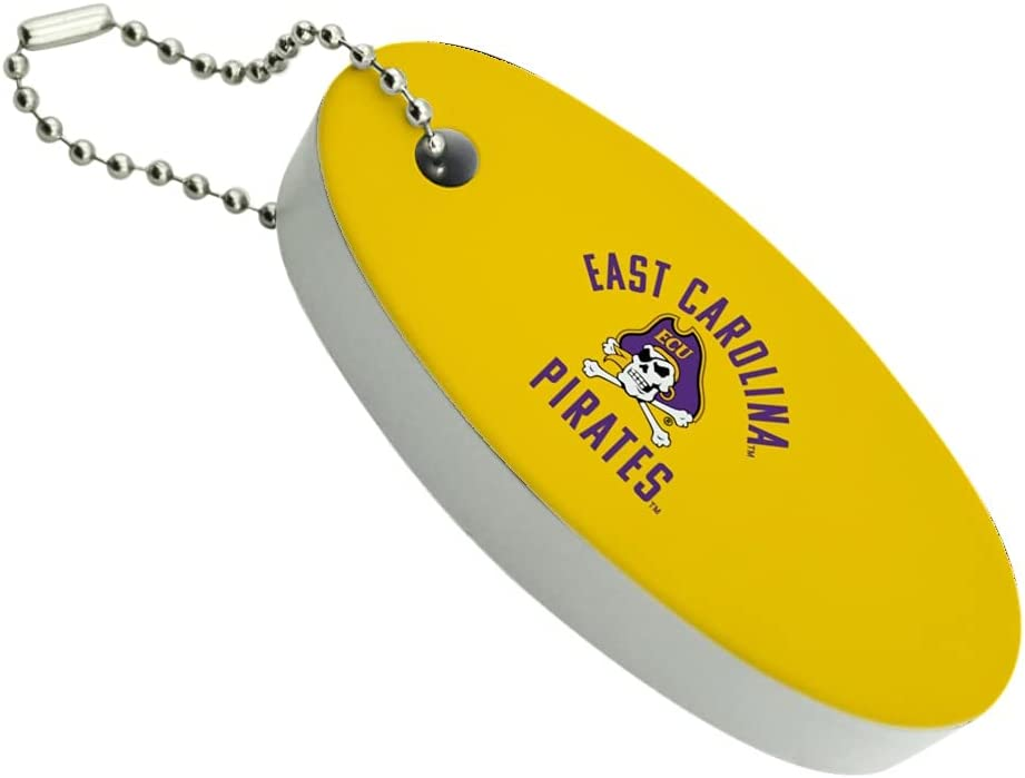 Graphics and More East Cheap sale Carolina Floating Colorado Springs Mall F Keychain Oval Pirates