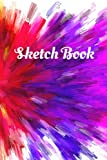 Sketch Book: Sketch pad to spark your creativity / 120 pages / 6x9 / an awesome gift for all ages / ...