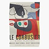 fashionAAA French Retro Vintage 1954 Corbusier 50S Musée