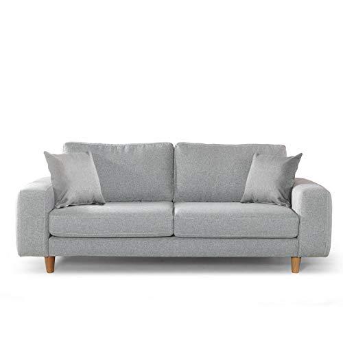 Ventamueblesonline Sofa 3 PLAZAS Linda DE 204 CM