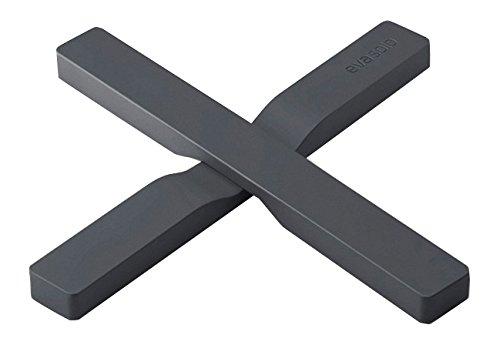 EVA SOLO 530734 Magnetischer Untersetzer, Für Töpfe, Pfannen oder Platten, Nylon, Stone, 18,9 x 2,2 x 1,1 cm