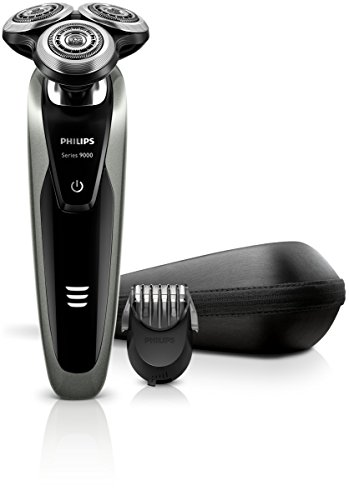 Philips Rasoi Elettrici Serie 9000 S9161/42 Rasoio Elettrico Wet &...
