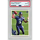 Graded 2012 Topps Kickoff Russell Wilson #38 Rookie RC Football Card PSA 10 Gem Mint. rookie card picture