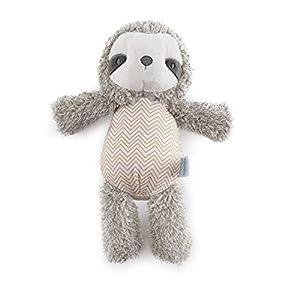 Ingenuity Animal de peluche suave el oso perezoso Loni, a partir del nacimiento