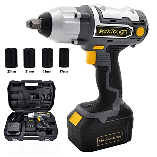 Werktough (iw03) impact wrench tool for changing tires