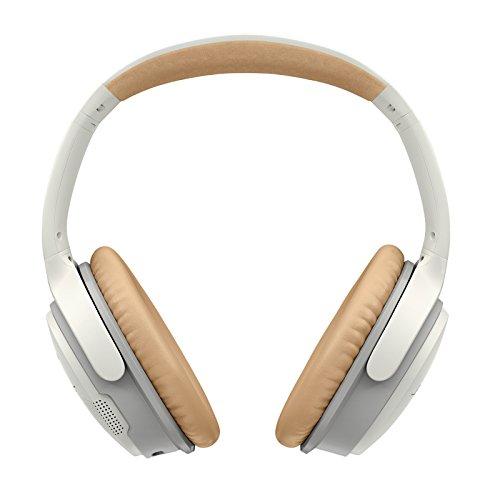 Bose ® SoundLink around-ear kabellose Kopfhörer II weiß & SoundLink Ersatz-Audiokabel für Around-Ear drahtlos Kopfhörer II weiß