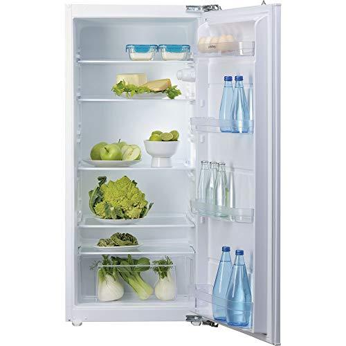 Privileg PRCI 336 A++ Einbau-Kühlschrank / A++ / 197 L Nutzinhalt / 98 kWh Strom/Jahr / 41 dB / LED-Licht / Einfache Festtürmontage (Nische 122 cm)