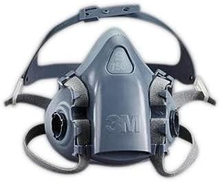 3M 50051131370833 Half Face Piece Respirators 7500 Series, Reusable