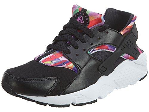 Nike Nike Mädchen 704946-003 Traillaufschuhe, Schwarz (Black/Black/Hyper Violet/Hyper Violet), 37.5 EU