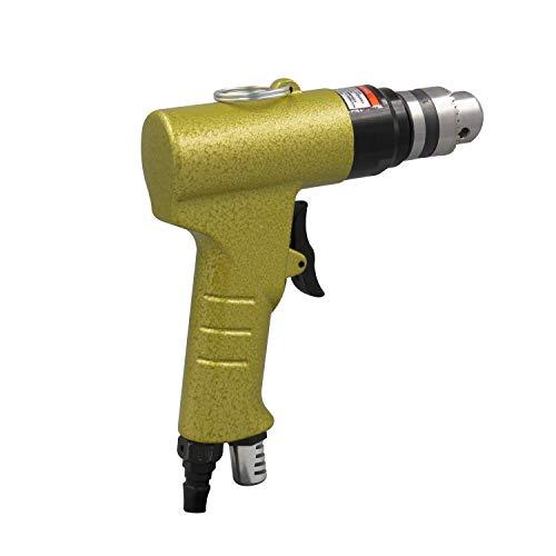 DXX-HR Repair Tool, Utensili elettrici 3/8' (10 mm) pneumatica Pistola Trapano, Positivo e Negativo Trapano ad Aria compressa, Martello Pneumatico