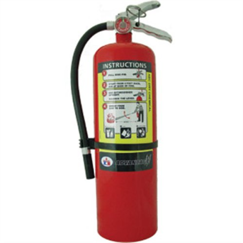 Badger 21007867 Advantage10 lb ABC Fire Extinguisher w/ Wall Hook