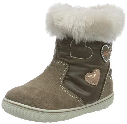 PRIMIGI Baby-Mädchen PSNGT 63594 First Walker Shoe, Marmotta Pietra, 24 EU