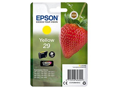 C13T29844012 Epson Expression Home XP-335 Cartucho de Tinta amarillo