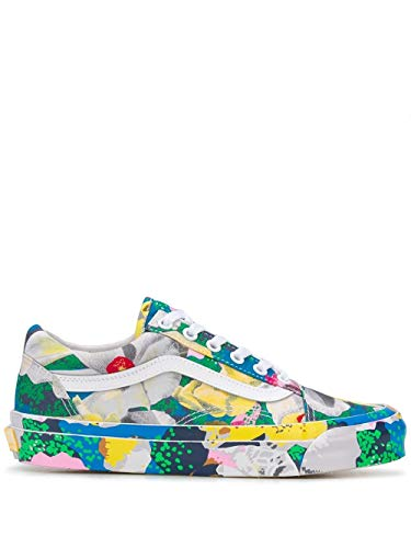 Kenzo Luxury Fashion Damen FA52SN601F8739 Gelb Stoff Sneakers   Frühling Sommer 20
