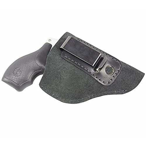 Relentless Tactical The Ultimate Suede Leather IWB Holster - Made in...