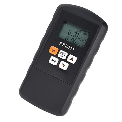 Alta eficiencia de detección Detector de radiación Radioactiva Alarma Radioactiva Medidor de Encuesta de Radiación Dosímetro para la prueba de mineral