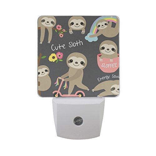 Sloth Night Light 2-Pack