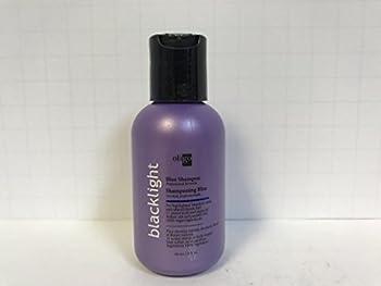 Oligo Blacklight Blue Shampoo For Blonde Hair - 2oz Travel Size
