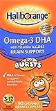 Haliborange Kids Omega-3 Chewy Orange, 90 Tablets