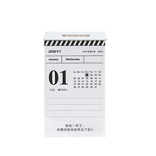 Horario de Estudio de Trabajo horario Regular de Oficina de Escritorio Lindos Mini Escritorio 2020 del Calendario semestral