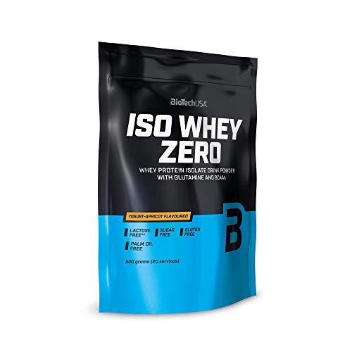 Biotech USA Iso Whey Zero Apricose Jogurt 500g