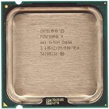 Intel Pentium 4 661 3.60GHz 800MHz 2MB Cache Socket 775 CPU