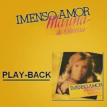 Imenso Amor (Playback)