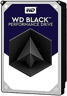 WD Black 6TB Gaming Performance Desktop HDD 7200 RPM SATA 6Gb/s 256MB Cache 3.5 Inch WD6003FZBX