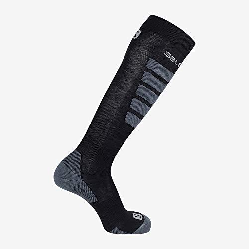 SALOMON - Comfort blk cho7 Ski l - Chaussettes de Ski - Noir - Taille 36-38