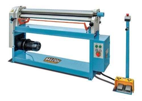 Best Price Baileigh SR-5016E Powered Slip Roll, 1-Phase 110V, 16-Gauge Mild Steel Capacity, 50 Form...