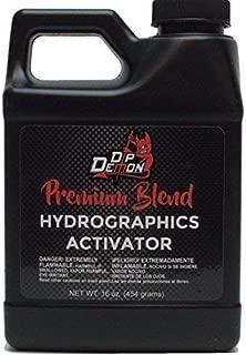 hydrographics activator aerosol