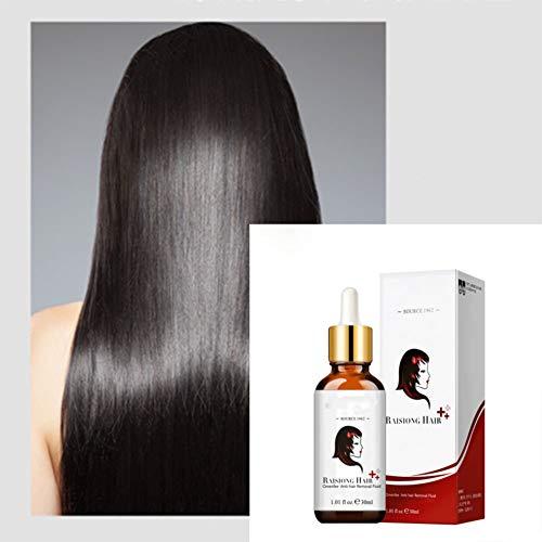 Suero para el crecimiento del cabello Aceite ORCCAC para el crecimiento del cabello para adelgazar el cabello, promover el crecimiento del cabello, fortalecer las raíces del cabello Producto (2pcs)