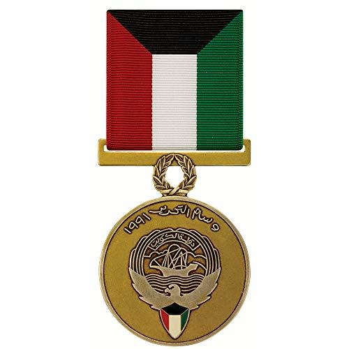 Kuwait Liberation Of Kuwait Medal Full Size
