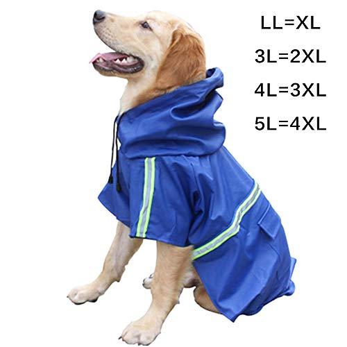 SEHOO『犬のレインコートポンチョ』